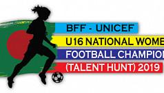 U-16 Women's Football final...