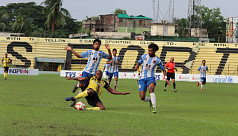Saif return to winning ways
