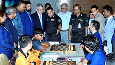 Asian Team Chess begins