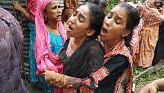 Three people hacked to death in Comilla,...