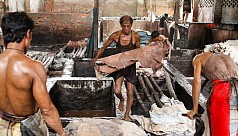 Relocating the Hazaribagh tannery...
