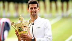 Djokovic claims fifth Wimbledon title...