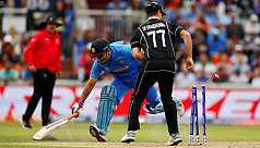 'Dhoni run out big moment of the...
