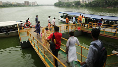 BIWTA to launch water buses for crossing Buriganga River
