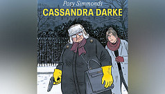 'Cassandra Darke' by Posy Simmonds