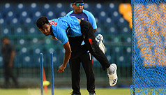 Mustafizur misses out