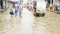 Gaibandha hit the worst by floods