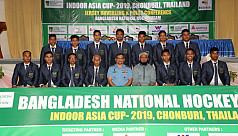 Bangladesh face Malaysia in debut Indoor...