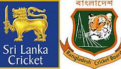 Bangladesh first team to tour Sri Lanka...
