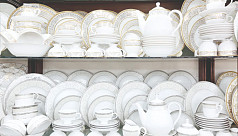 Local ceramic industry grows to fetch...