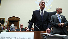 In dramatic testimony, Mueller says he did not exonerate Trump