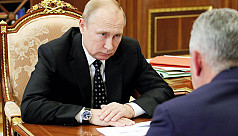 Putin: Fire-hit Russian submarine was nuclear-powered