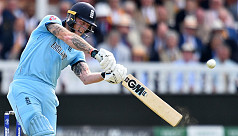Stokes crowned Wisden's leading cricketer...