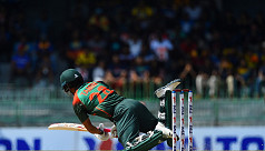 Tamim cleaned up six times in a