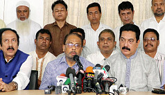 GM Quader: Ershad may get well