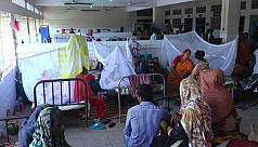 New dengue cases escalate in other districts...