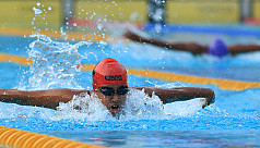 Bangladesh swimmers disappoint...