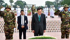 Korean PM Lee pays tributes to Liberation...
