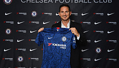 Lampard returns to Chelsea as...