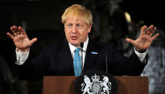 Does Boris have a trump card up his...