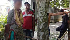 Child-abduction rumour: Women tied to a tree and tortured in Madaripur