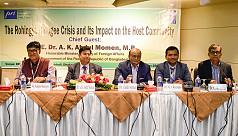 'Global pressure on Myanmar must...