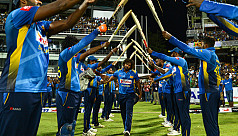 Malinga's last walk with the bat