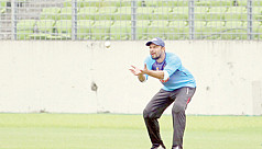 Platoon coach eyes fully-fit Mashrafe