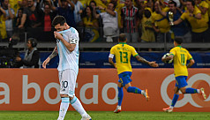 Messi and Co disappoint as Brazil rejoice