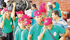 Govt forms 700C fund for jobless Bangladeshi...