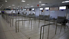 Chaos in Libya's Mitiga airport after...