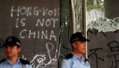 Hong Kong grapples with protest aftermath...