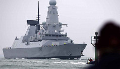 UK joins United States for maritime security mission in Gulf