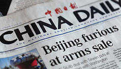 After Taiwan buys arms, China holds...
