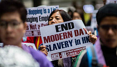 Report: To end slavery, free 10,000...
