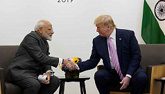 Trump claims Modi sought help on Indo-Pak...