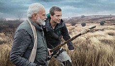 Modi vs Wild: Indian PM to join Bear...