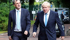 Boris Johnson holds Belfast talks on...