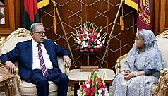 PM meets president