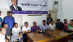 Rangpur JaPa leaders demand Ershad's...