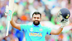 Rohit urges his team to lift their...