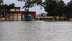 Flood situation worsens in Kurigram,...