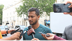 Shakib: Ton against England something...