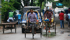 What will banning rickshaws...
