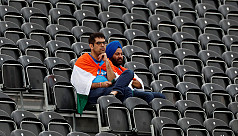 Indian fans hurt by World Cup exit but proud of team
