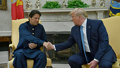Trump praises Pakistan's role in 'progress'...