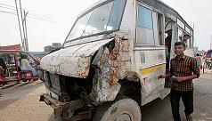 Experts: Unfit vehicles should be off...