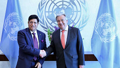 UN chief: Trying best to find a solution...