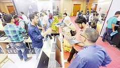 Laptop fair begins: Traders happy with...