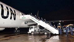 80 navy peacekeepers leave for Lebanon...